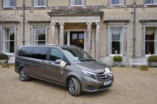 Hampshire Wedding Car