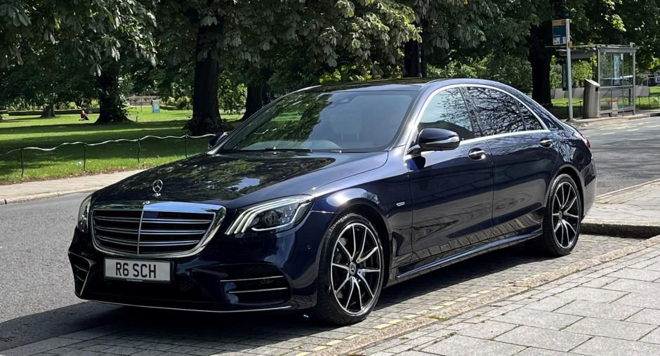 Southampton Chauffeur Hire Mercedes S Class