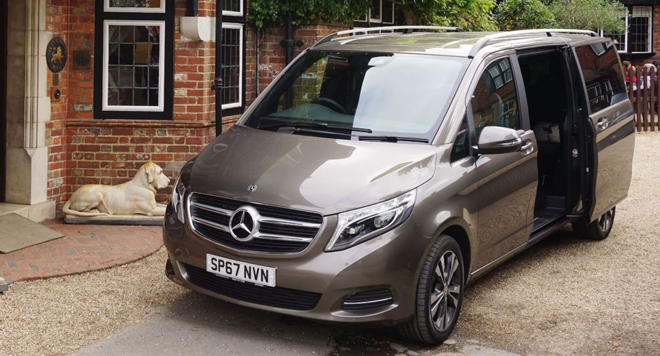 Southampton Chauffeur Driven Car Hire Local Chauffeur