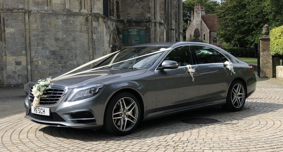 Hampshire Wedding Car Mercedes S Class